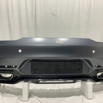 Mercedes Benz AMG GT Rear Bumper