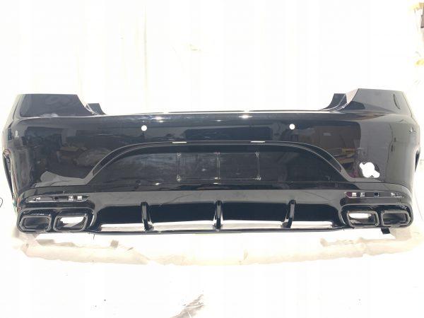 Mercedes Benz C 63S AMG Rear Bumper