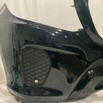 Mercedes Benz GLS Front Bumper With Chrome Lip