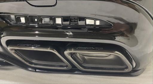 Mercedes Benz S63 AMG Rear Bumper A2228851901