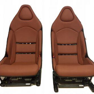 Mercedes SLR McLaren Carbon Seats