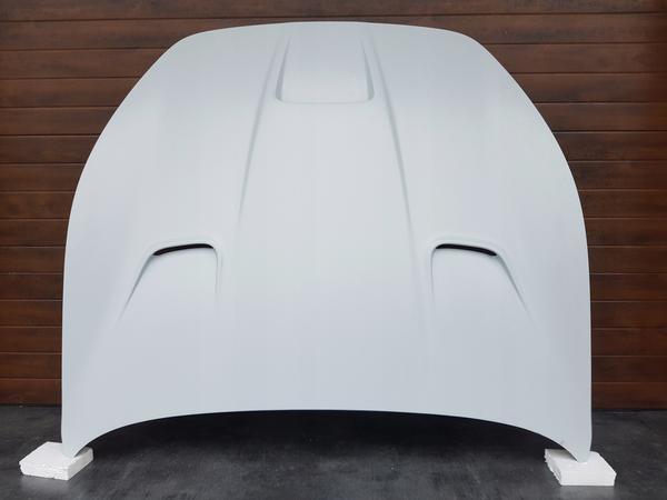Maserati Gran Turismo MC Stradale Carbon fiber front hood, Part number 83559500