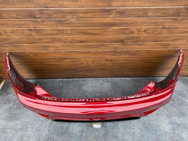 Maserati Granturismo MC Stradale Rear bumper, RED, Part number 980145370