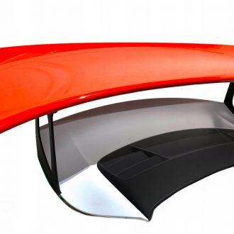 Porsche GT3RS Rear Wing Spoiler, Part Number: 911 991.2 .