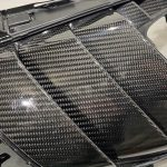 Porsche 991 GT3RS Right Side Air Intake Full Carbon 99150352481, 991503564B1