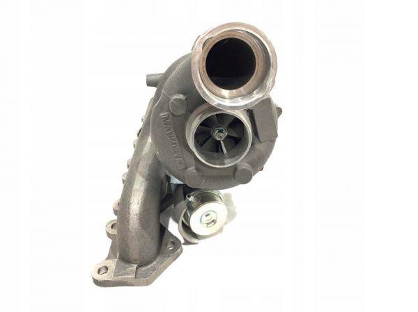 Porsche Panamera Turbo S Turbocharger Left Driver Side , Mansory 94812302676