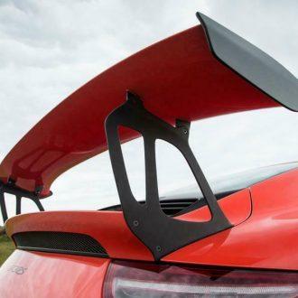 Porsche GT3 RS Rear spoiler complete, OEM part