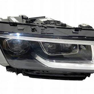 2021 Rolls Royce Ghost Right Headlamp Passenger Side 7486850
