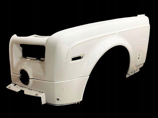 2005 Rolls RoycePhantom Left Fender Driver Side 41217040149