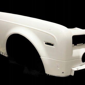 2005 Rolls Royce Phantom Right Fender Passenger Side 41217040150