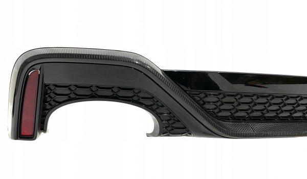 Audi RS7 Rear Diffuser Carbon 4K8807514