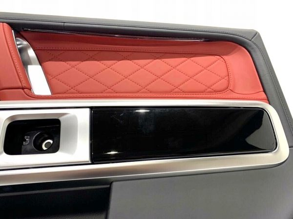 Mercedes Benz G63 AMG Rear Right Door Panel A4637373000