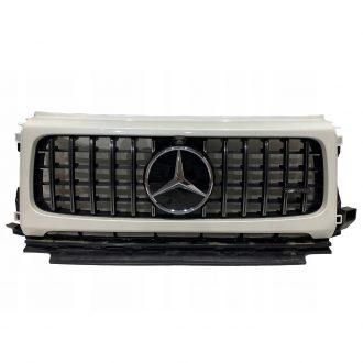 2021 Mercedes Benz G63 AMG W463 Radiator Grille A4638885200