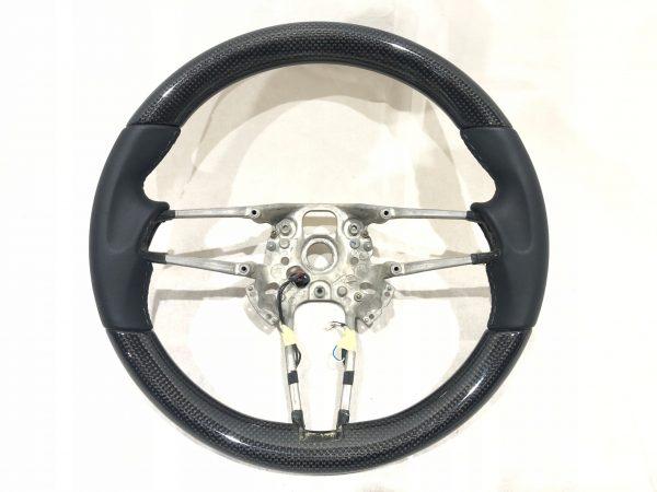 Porsche Panamera 971 Macan Carrera Cayenne 9Y Carbon Steering Wheel OEM