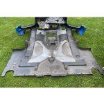 Bugatti Chiron / Super Sport 300+ Underbody Splash Shield / Underbody Protection