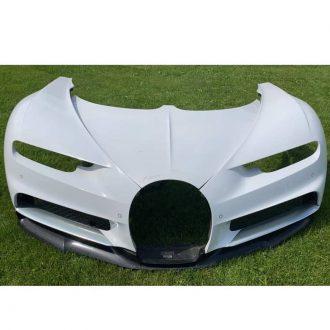 Bugatti Chiron Front End Complete