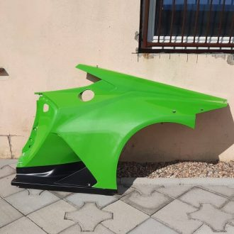 Lamborghini Huracan Super Trofeo Left Side Quarter Panel