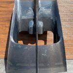 Bugatti Chiron Engine Cover Full Carbon